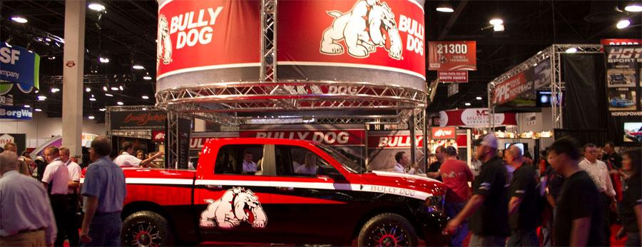 Photo of Presentó Bully Dog su juego de cambio de Nuevos Productos en el SEMA 2012