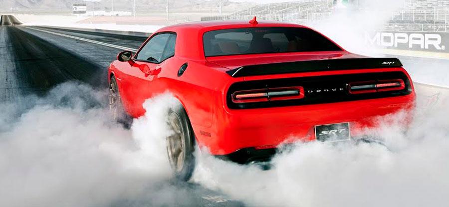 Photo of Dodge Challenger SRT® Hellcat, el muscle car más poderoso de todos los tiempos