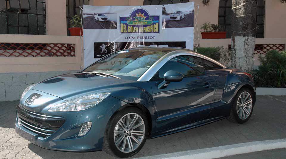 Photo of Peugeot RCZ 2011