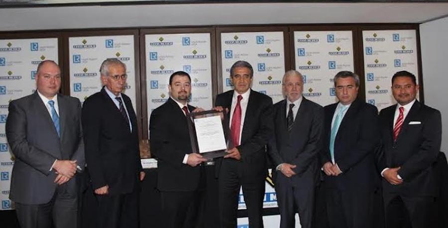 Photo of CESVI México primera empresa en el país en recibir el certificado de cumplimiento de la norma ISO 39001:2012