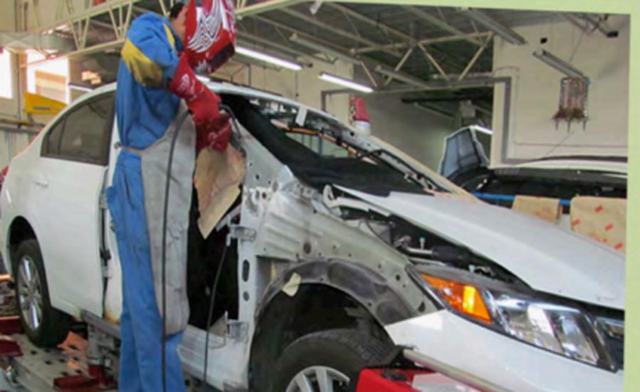 Photo of Presentan certificación para hojalateros y  pintores automotrices en México