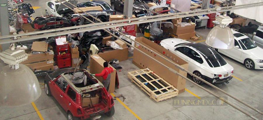 Photo of Requiere un taller mediano de reparación automotriz inversión de tres millones de pesos