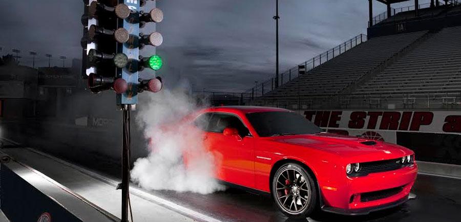 Photo of El totalmente nuevo Dodge Challenger SRT® Hellcat, recorre el cuarto de milla en 10.8 segundos