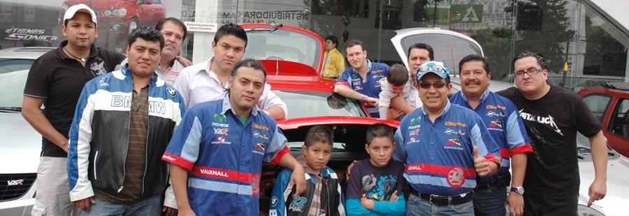 Photo of Vauxhall Club México