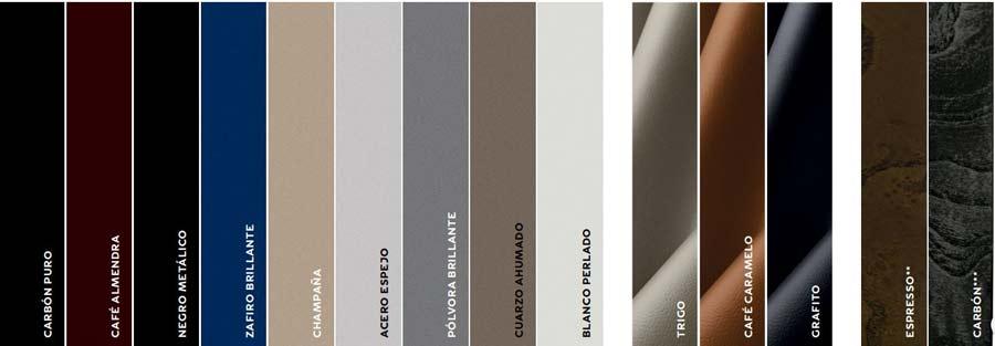 Photo of Compartió INFINITI su nueva paleta de colores para el modelo QX80