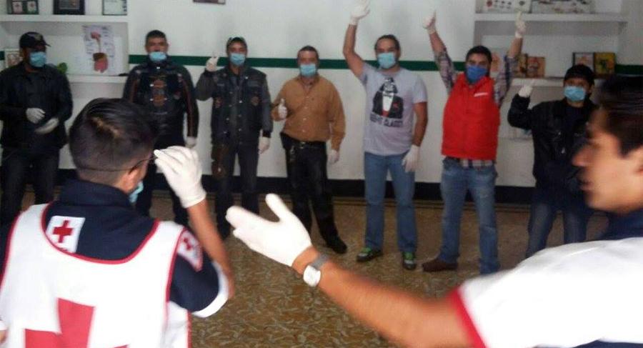 Photo of Comisión Nacional de Seguridad Vial de la Cruz Roja