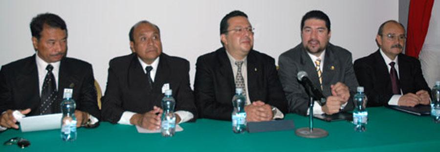 """Photo of Firman asociaciones """"Alianza por la Seguridad Privada en México"""""""