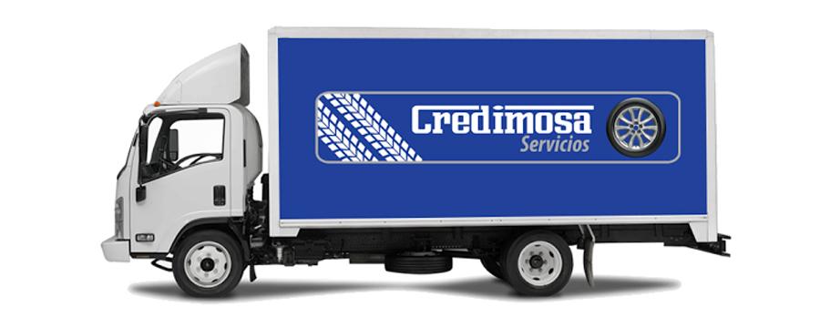 Photo of CREDIMOSA: Innovación y tecnología de punta en neumáticos