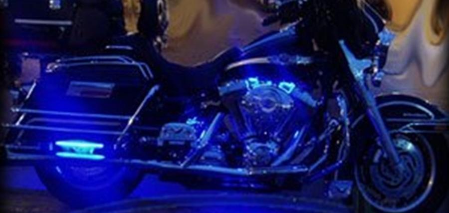 Photo of Súper brillante LED FLEXLED FL24, 24  10 » para motocicleta