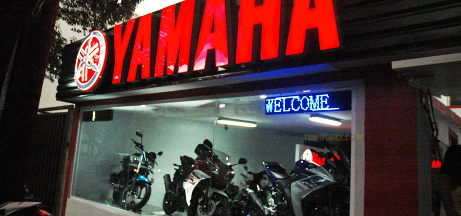 Photo of Inauguran agencia Yamaha Del Valle en la Ciudad de México