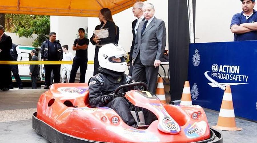 Photo of Presente OMDAI FIA México en el XVIII Congreso Americano de Movilidad y Deporte