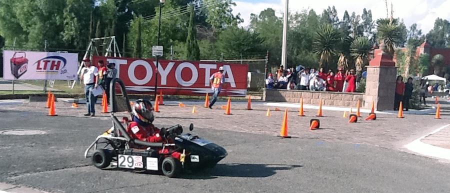 Photo of El 1-3 para Lozada Racing en 2ª fecha del Toyota Electratón LTH en San Luis Potosí