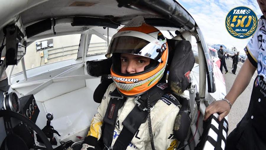 Photo of La Escudería Tame lista para arrancar la serie NASCAR México 2015