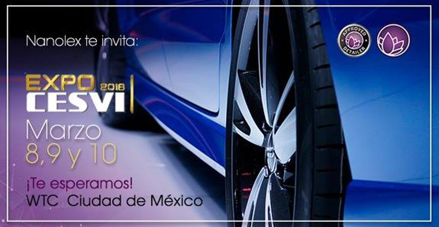Photo of EXPO CESVI 2018, rifará un auto restaurado por festejo de su 16 aniversario