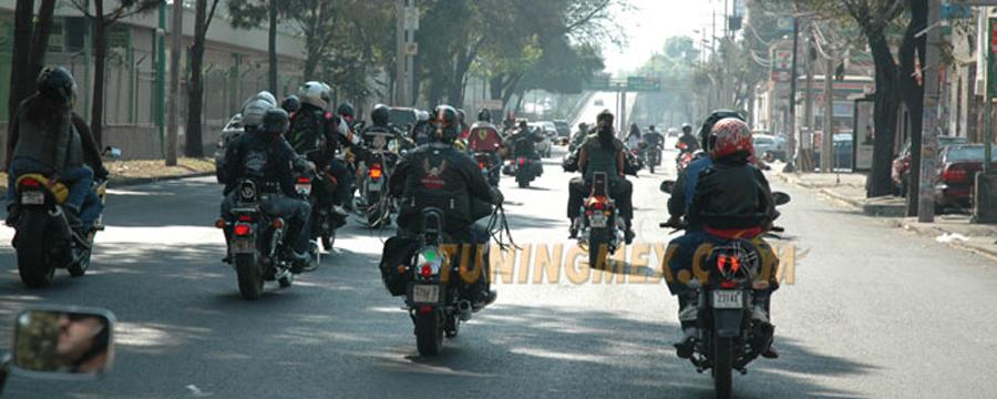 Photo of Mega Rodada por el festejo del día del motociclista y a favor de la donación de órganos