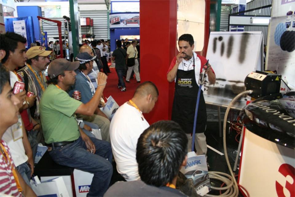 Photo of Inicia este jueves Expo Reparación Automotriz 2011
