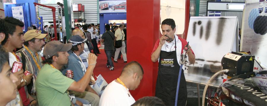 Photo of Anuncia la décima Expo Reparación Automotriz 2012 ahora en el World Trade Center