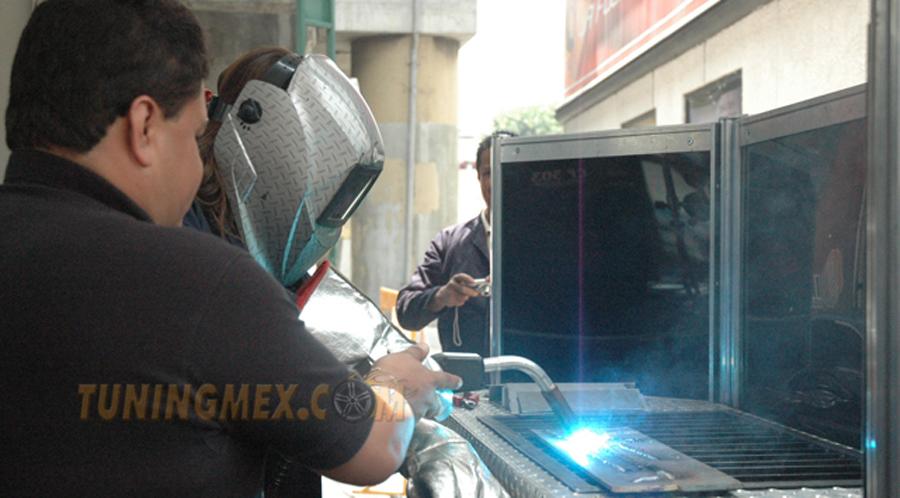 Photo of Se llevó acabo Expo Rectificación y Reconstrucción Automotriz 2012