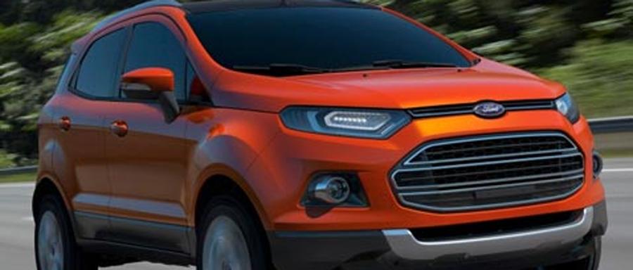 Photo of Ford Ecosport se presenta en Nueva Delhi