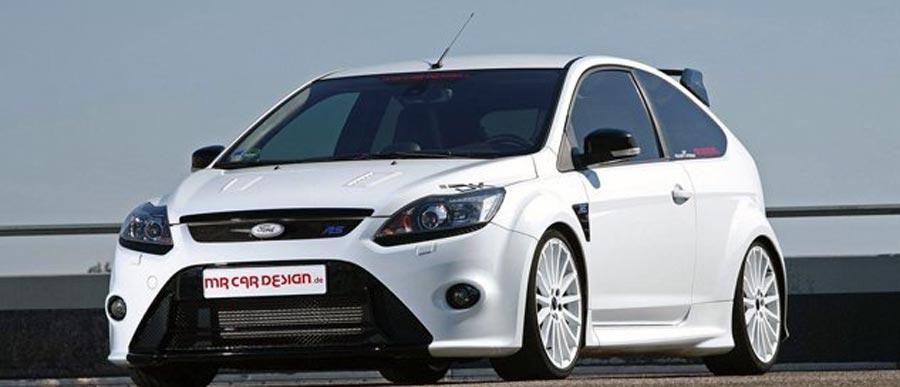 Photo of El Ford Focus RS modifica al gusto del alemán MR Car Design