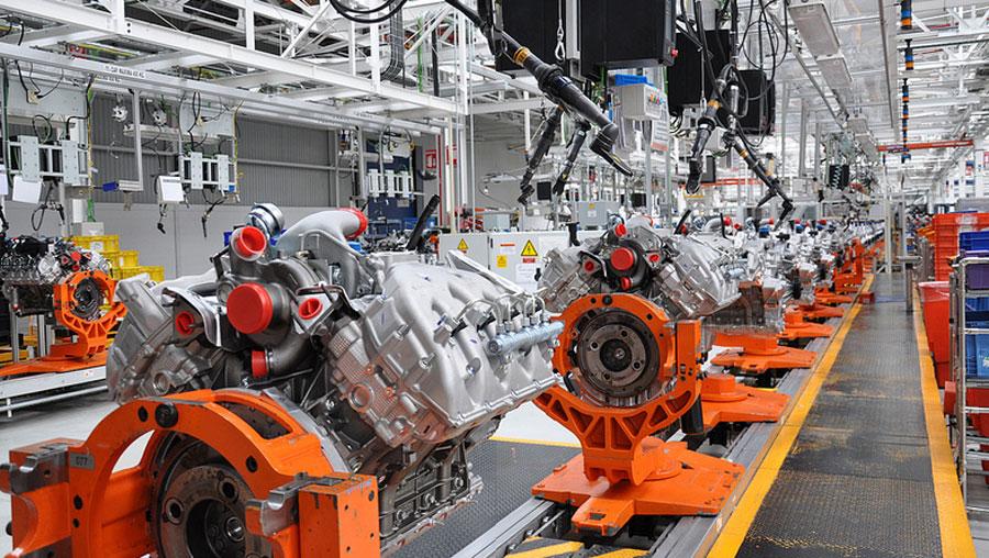 Photo of Ford de México celebra 30 aniversario de planta de motores