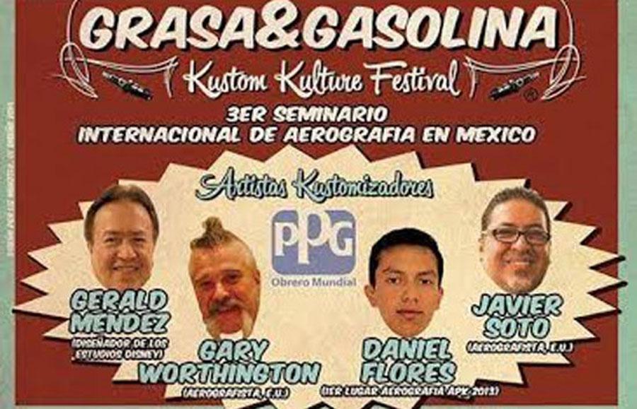 Photo of Grasa & Gasolina: Kustom Cultura Festival