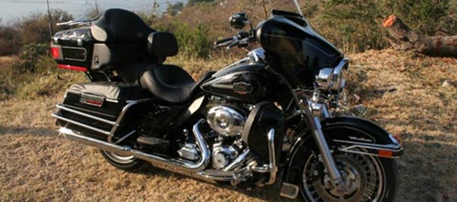 Photo of Harley Davidson Ultra Classic a prueba