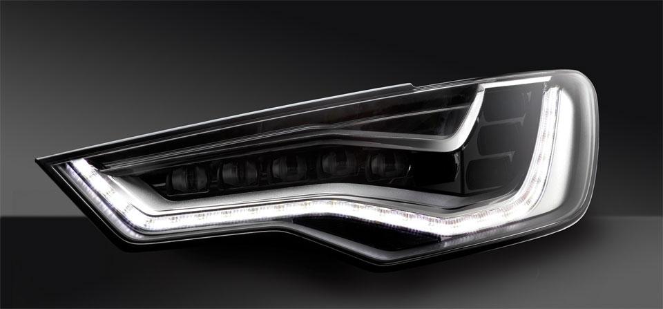 Photo of Sistemas de iluminación Hella en el nuevo Audi A6