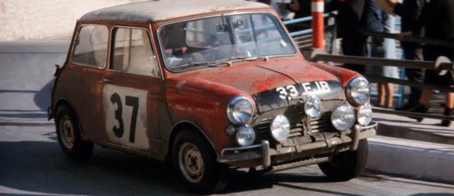 Photo of Sabías que…MINI desarrolló el espíritu de adrenalina y competencia desde su aparición en el mercado