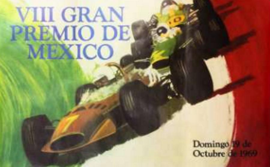 Photo of Historia de las carreras de F1 celebradas en el Autódromo de la ciudad de México
