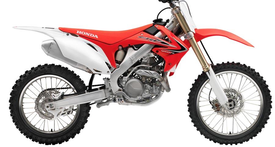 Photo of Honda presenta sus motocross mejoradas