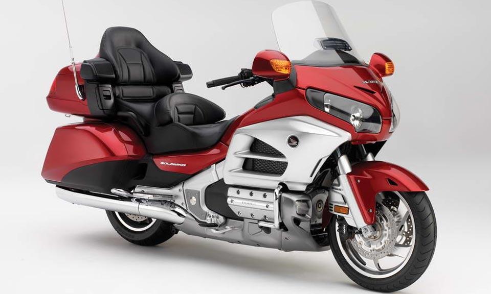 Photo of La Honda Gold Wing 2012 a la venta en Estados Unidos en mayo