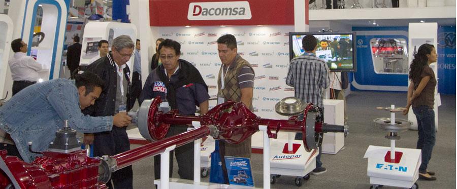 Photo of Tendrá la EXPOINA 2013 el más completo programa de adiestramiento automotriz