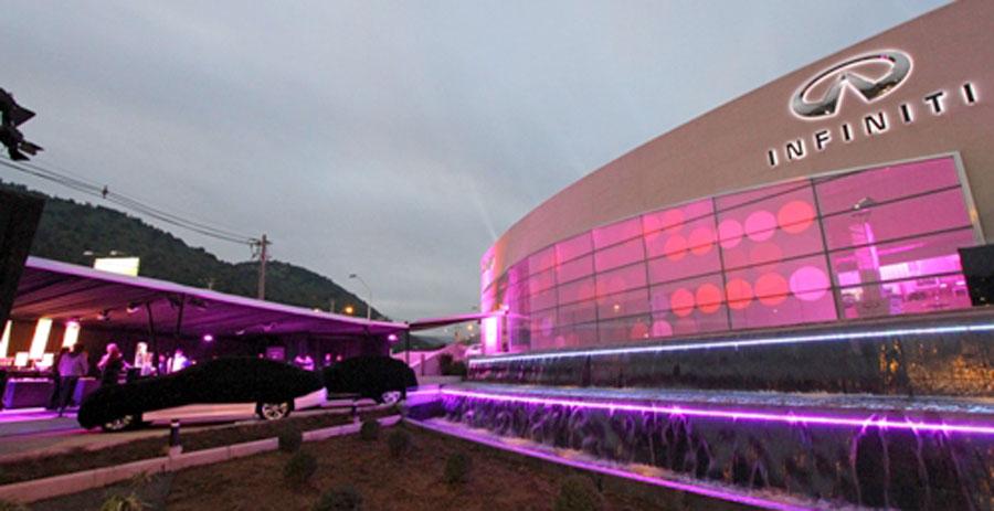 Photo of Infiniti inaugura su primer Centro en Chile