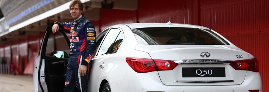 Photo of El tres veces campeón del mundo de Fórmula 1,  Sebastian Vettel, firma como director de Performancede Infiniti