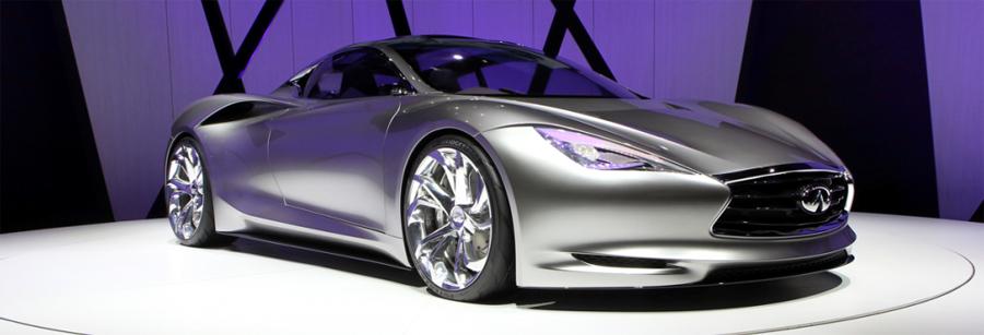 Photo of El auto concepto Infiniti Emerg-e debuta en Norteamérica en el Concurso de la elegancia 2012 de Pebble Beach
