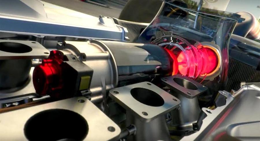 Photo of ¿Qué tienen en común un Infiniti Q50 Híbrido y  los vehículos de Fórmula 1?