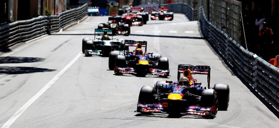 Photo of Doble podio para Infiniti Red Bull Racing en MónacoDoble podio para Infiniti Red Bull Racing en Mónaco