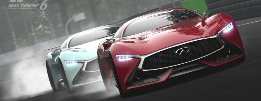Photo of Infiniti Concept Vision Gran Turismo