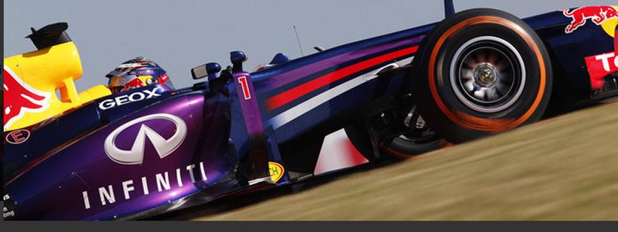 Photo of Infiniti Red Bull Racing Fórmula Uno 2014: Un juego totalmente nuevo