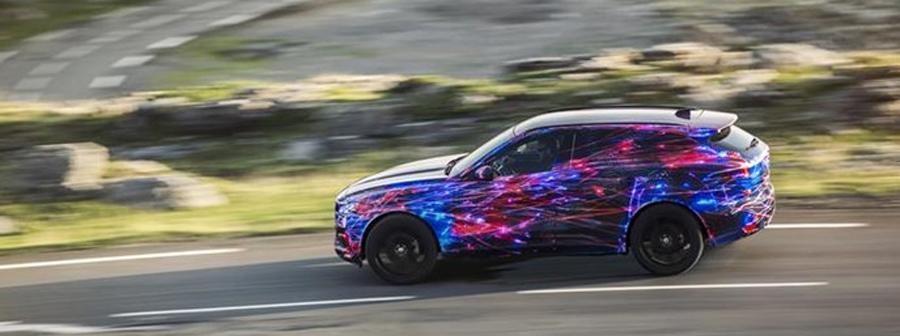Photo of Establece Jaguar F-PACE el estándar para la conducción y manejo