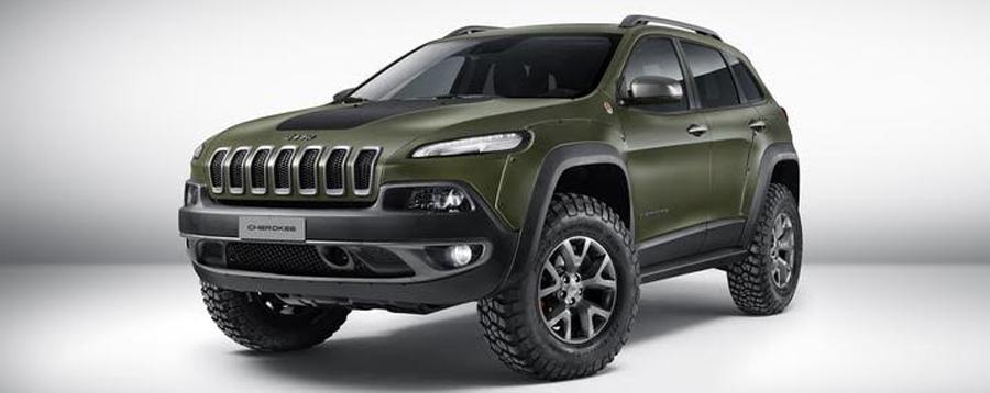 Photo of Mopar devela vehículos Jeep® personalizados en el Salón Internacional del Automóvil de Frankfurt 2015