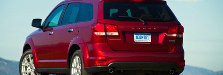 "Photo of Dodge Journey reconocido por la Revista Road and Travel"""