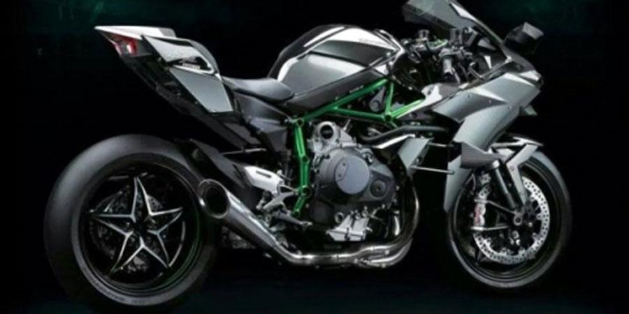 Photo of Kawasaki Ninja H2R 2015