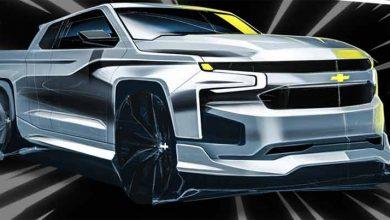 Photo of Presenta el body kit de accesorios para Chevrolet Silverado 2019, Air Design USA