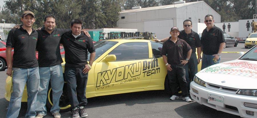 Photo of Kyoku Drift Team