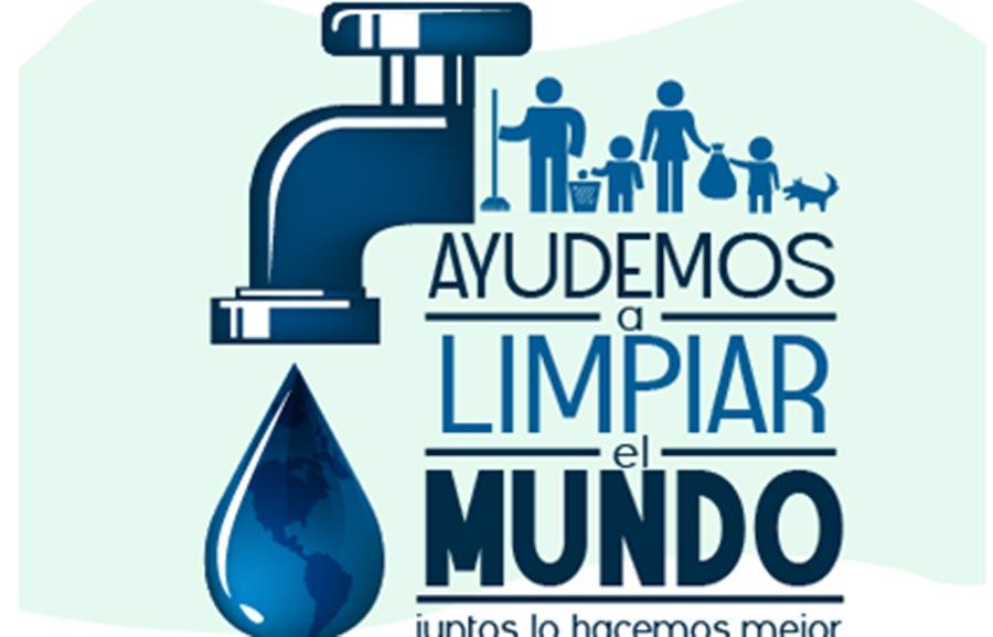 """Photo of Arranca la primera jornada """"Ayudemos a limpiar el mundo"""""""