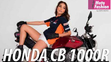 Photo of Velocidad y belleza: Honda CB1000R y Camila