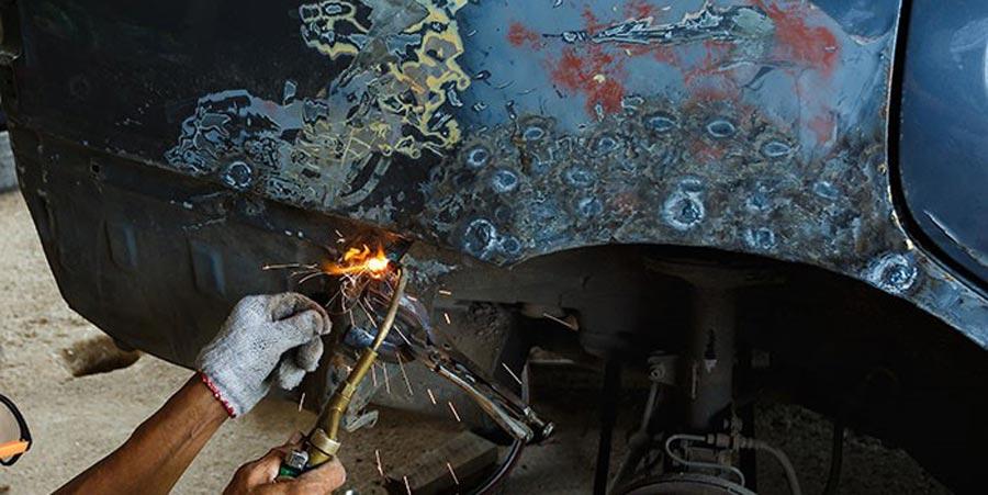 Photo of De los talleres de hojalatería y pintura en México el 94% no tiene capacitación adecuada para hacer reparaciones eficientes