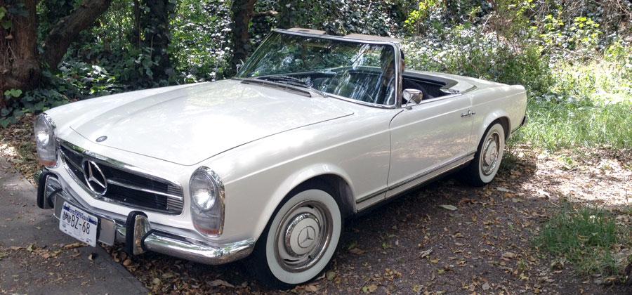 Photo of 60 años del Mercedes Benz SL